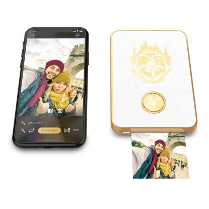 Lifeprint - Harry Potter 2×3 Slim Photo & Video Printer